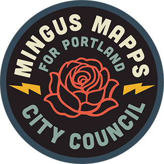Mingus Mapps for City Council
